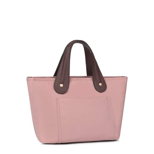 Small pink Shelby Tote bag