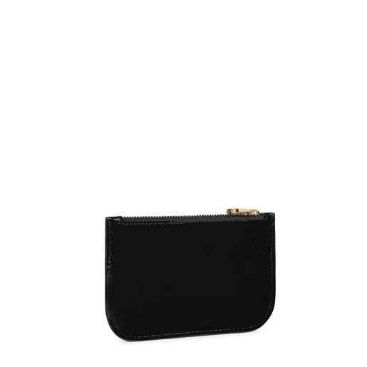 Small black and beige Dorp Toiletry bag