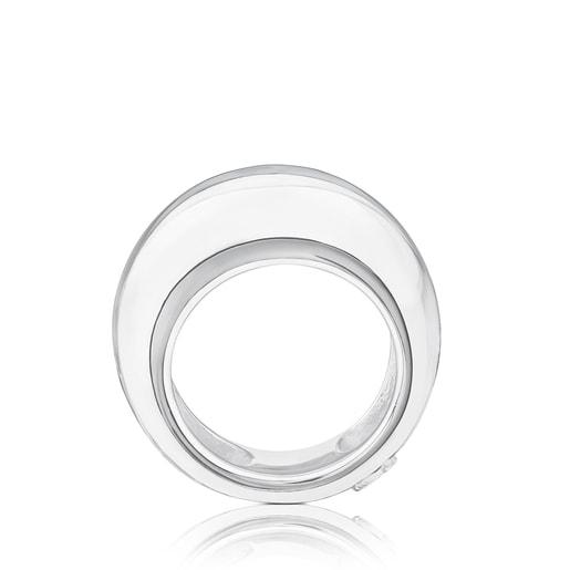 Silver Warm Ring