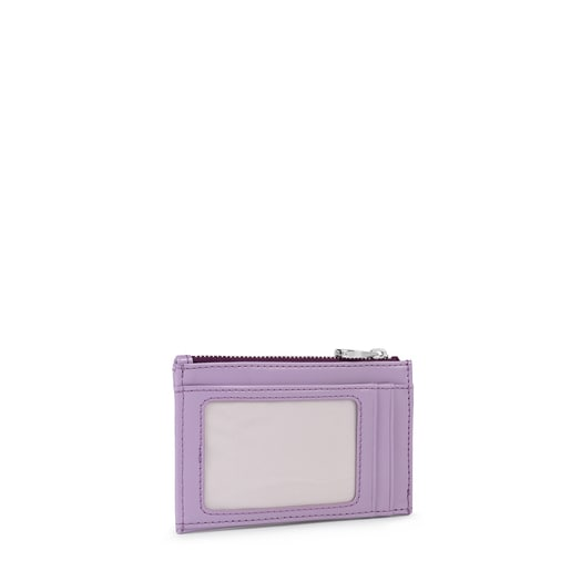 Lilac Dorp Change purse-cardholder