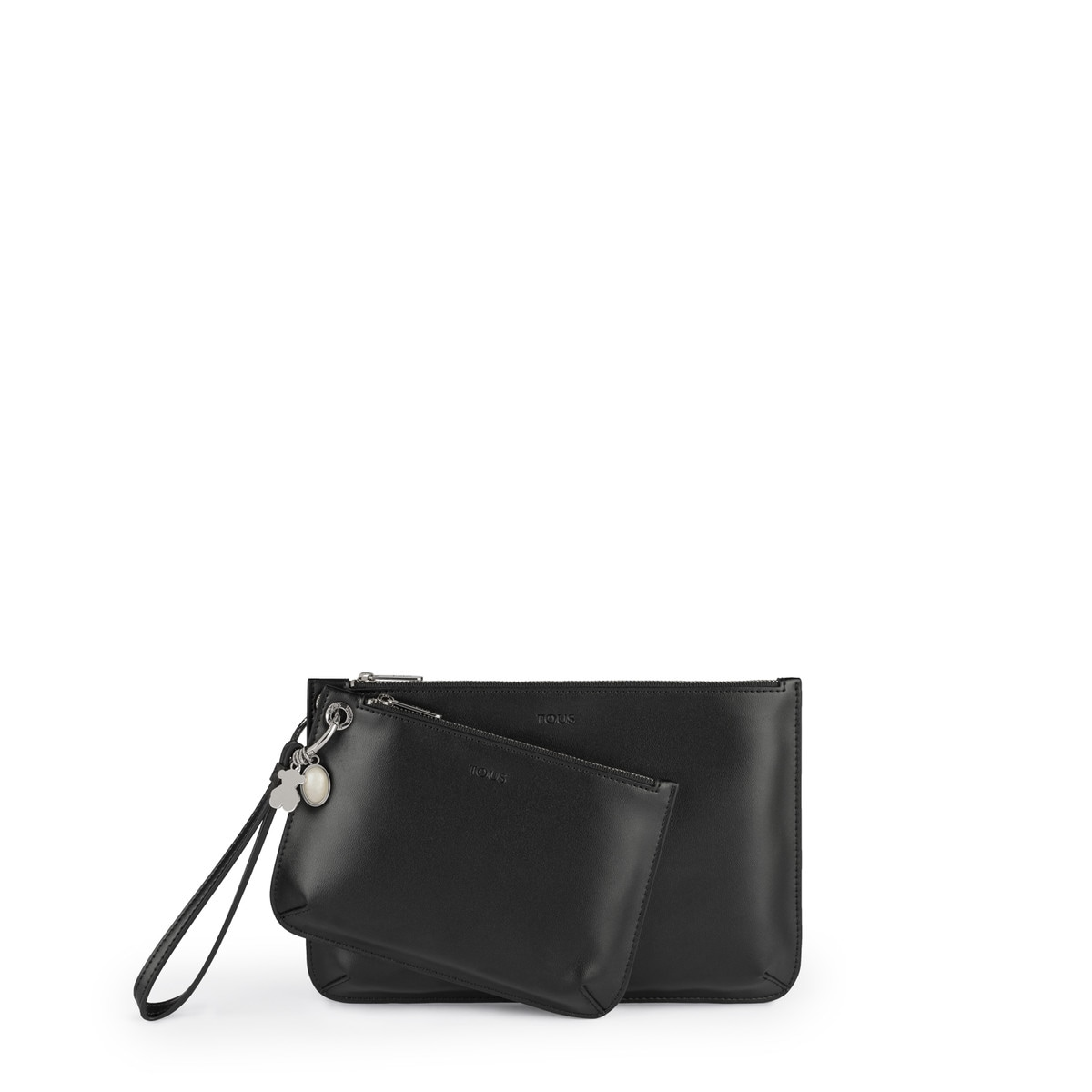aadb0c0e Black Hold Clutch bag - Tous Site US