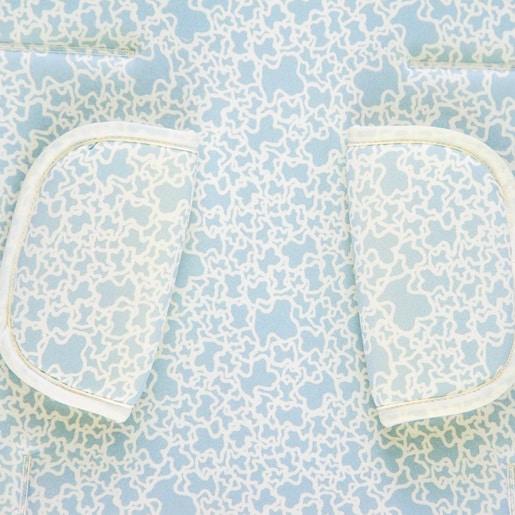 Cobertura Universal Seat Azul Celeste