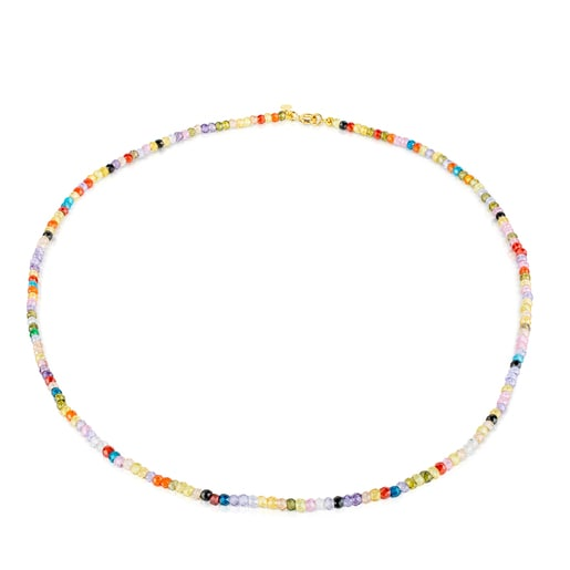 Gold TOUS Color Necklace