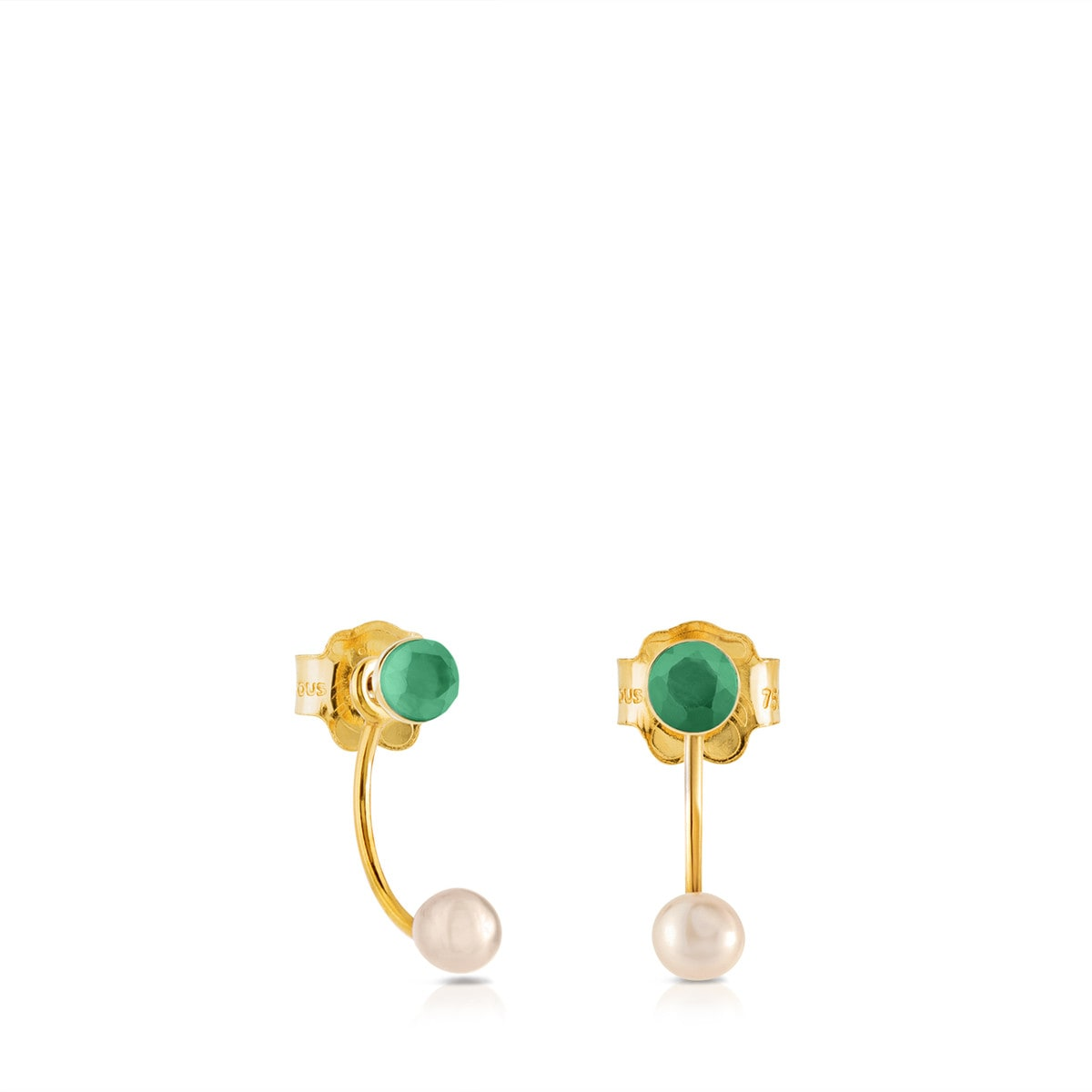 Pendientes Mini Bright de Oro