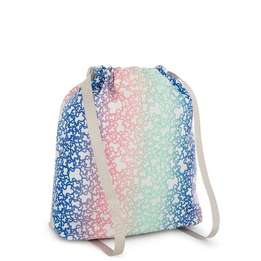 Επίπεδο Σακίδιο Kaos Mini Sport σε πολύχρωμη απόχρωση/χρώμα της άμμου