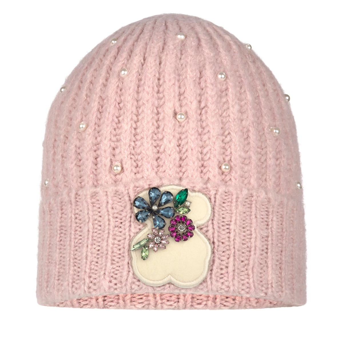 Bennie Billy beanie light pink