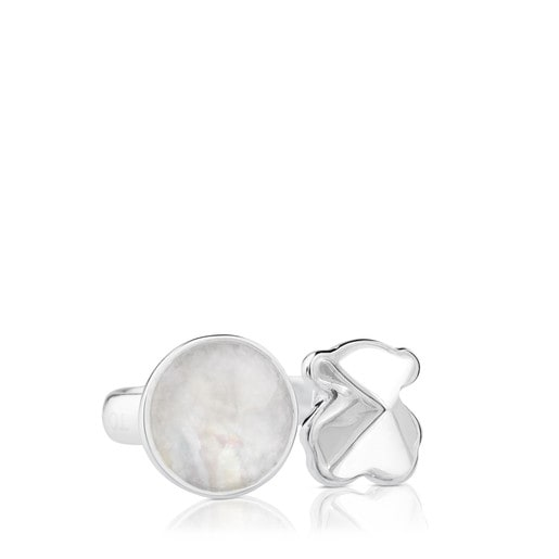 Ring Tack Conica aus Silber