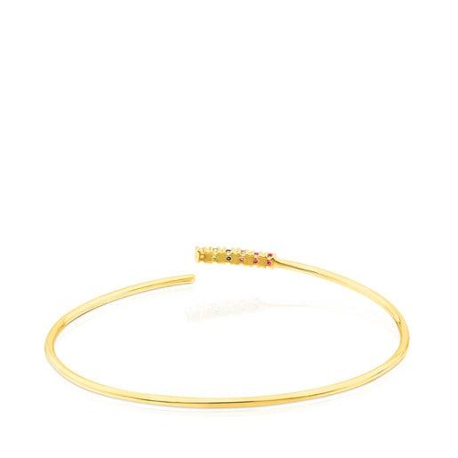 Βραχιόλι Lio Gem από χρυσό με πολύτιμους λίθους