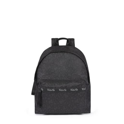 Mochila Kaos Mini Sport negro-gris