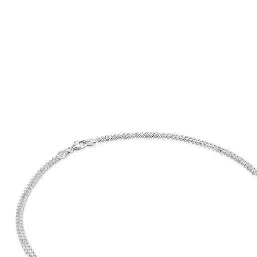Collar de plata Minne