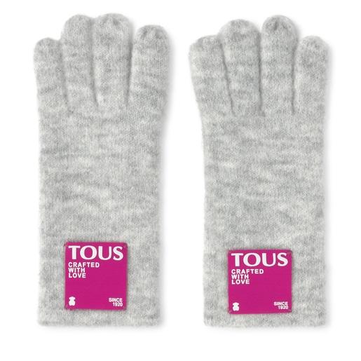 Light gray Cadie Gloves