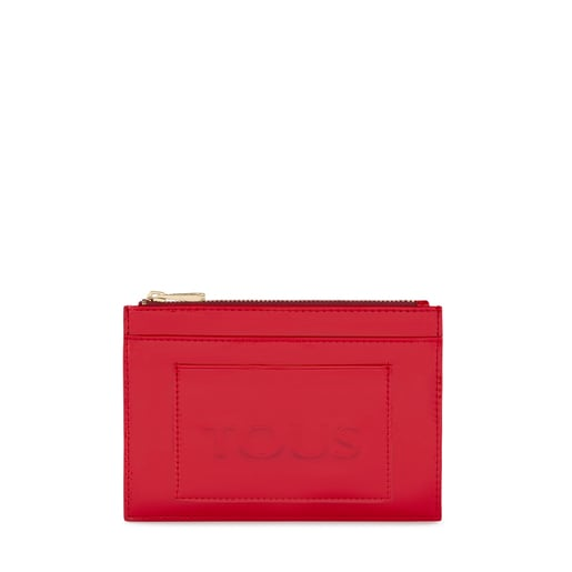 Flat red Dorp Toiletry bag