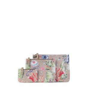 Beige Alis Toiletry bag pack