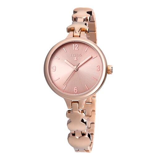 Pink IP Steel Dreamy Watch