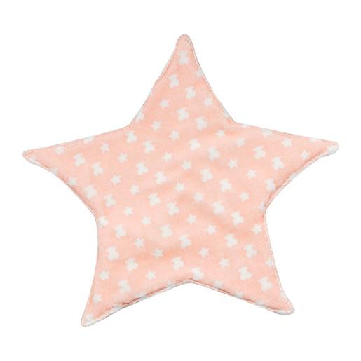 Doudou estrela Multipoints Rosa