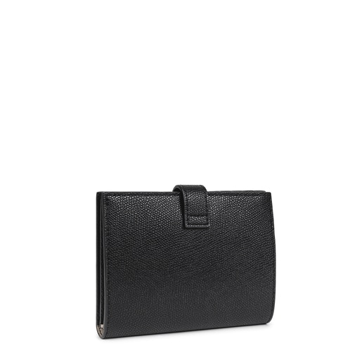 Small black TOUS Essential Wallet
