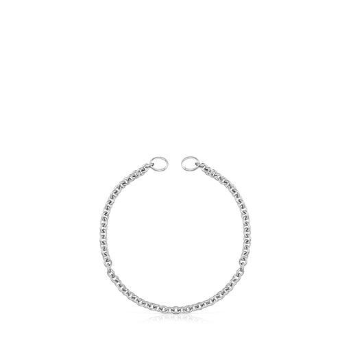 Silver Hold Bracelet