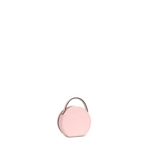 Dulzena jewelry box in pink