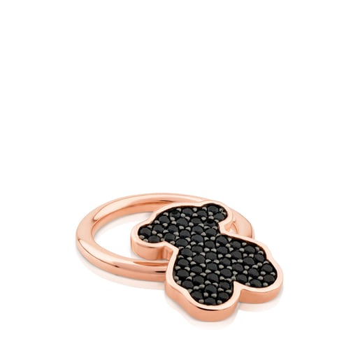 Rose Vermeil Silver Join Ring