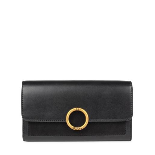 Medium black Audree Wallet