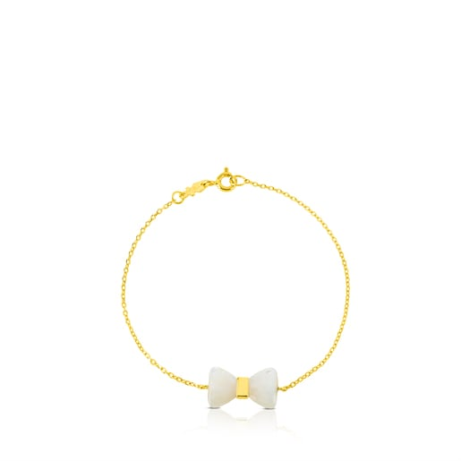 Gold Fermé Bracelet