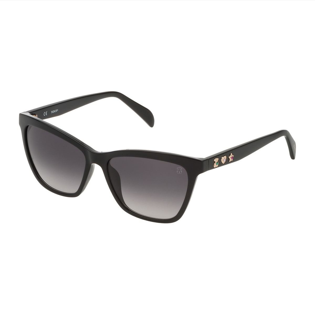 aac595d1ce Lentes de sol Three Motives Squared en color negro - Tous, Joyeros ...