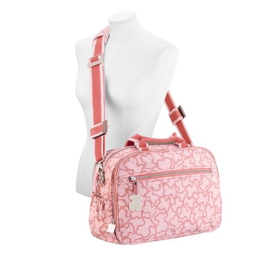 Bolsa de bebé Kaos New Colores en color rosa