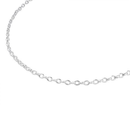 Cadena mediana TOUS Chain de plata, 60cm.