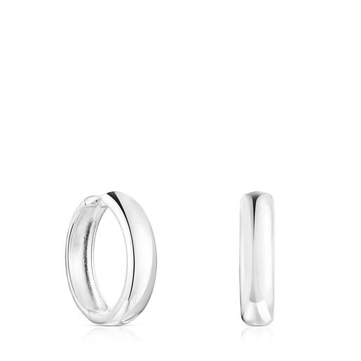 Ohrringe TOUS Basics aus Silber