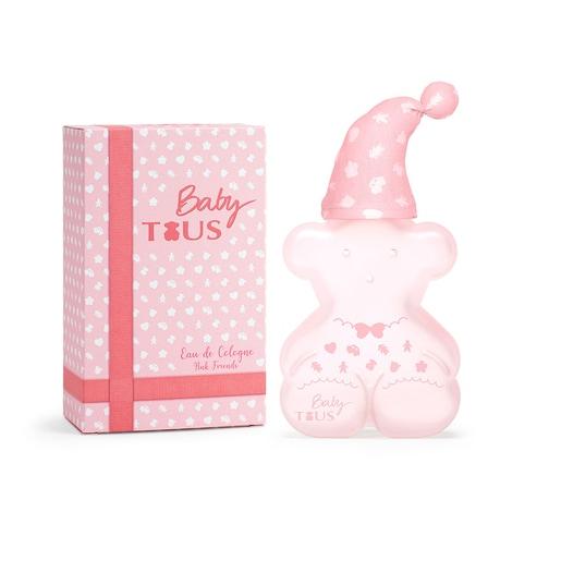 Eau de Cologne Baby Tous Pink Friends Oso