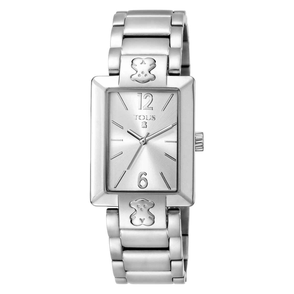 Steel Plate SQ Watch