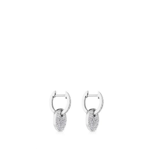 Boucles d'oreilles TOUS Diamonds en Or