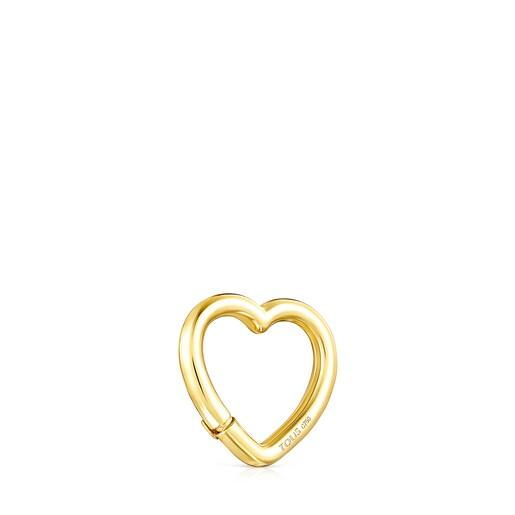 Herz-Ring Hold aus Gold
