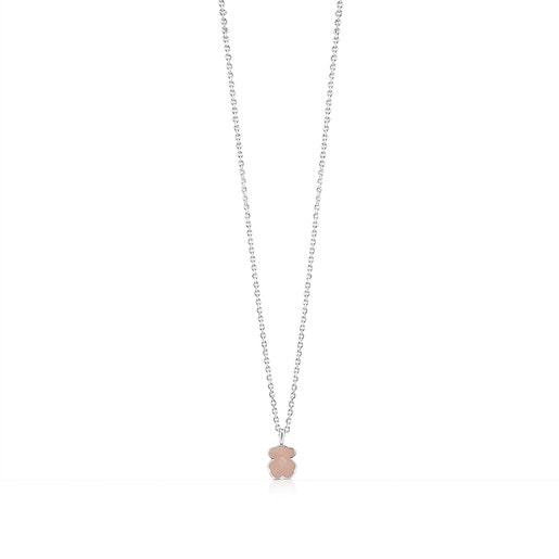 Silver TOUS Color Necklace