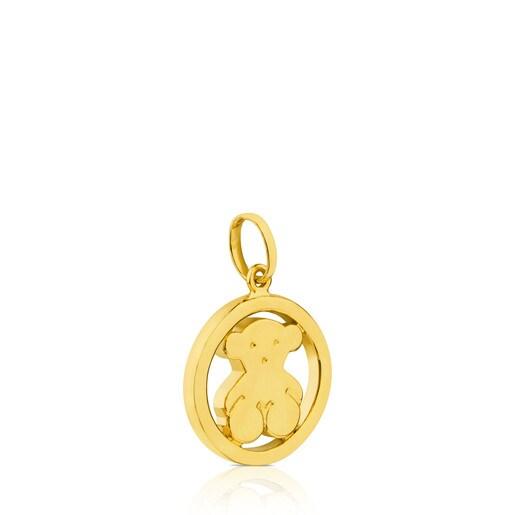 Μενταγιόν Camille από Χρυσό
