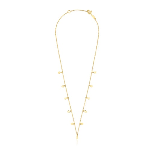 Silver Vermeil Cool Joy Necklace