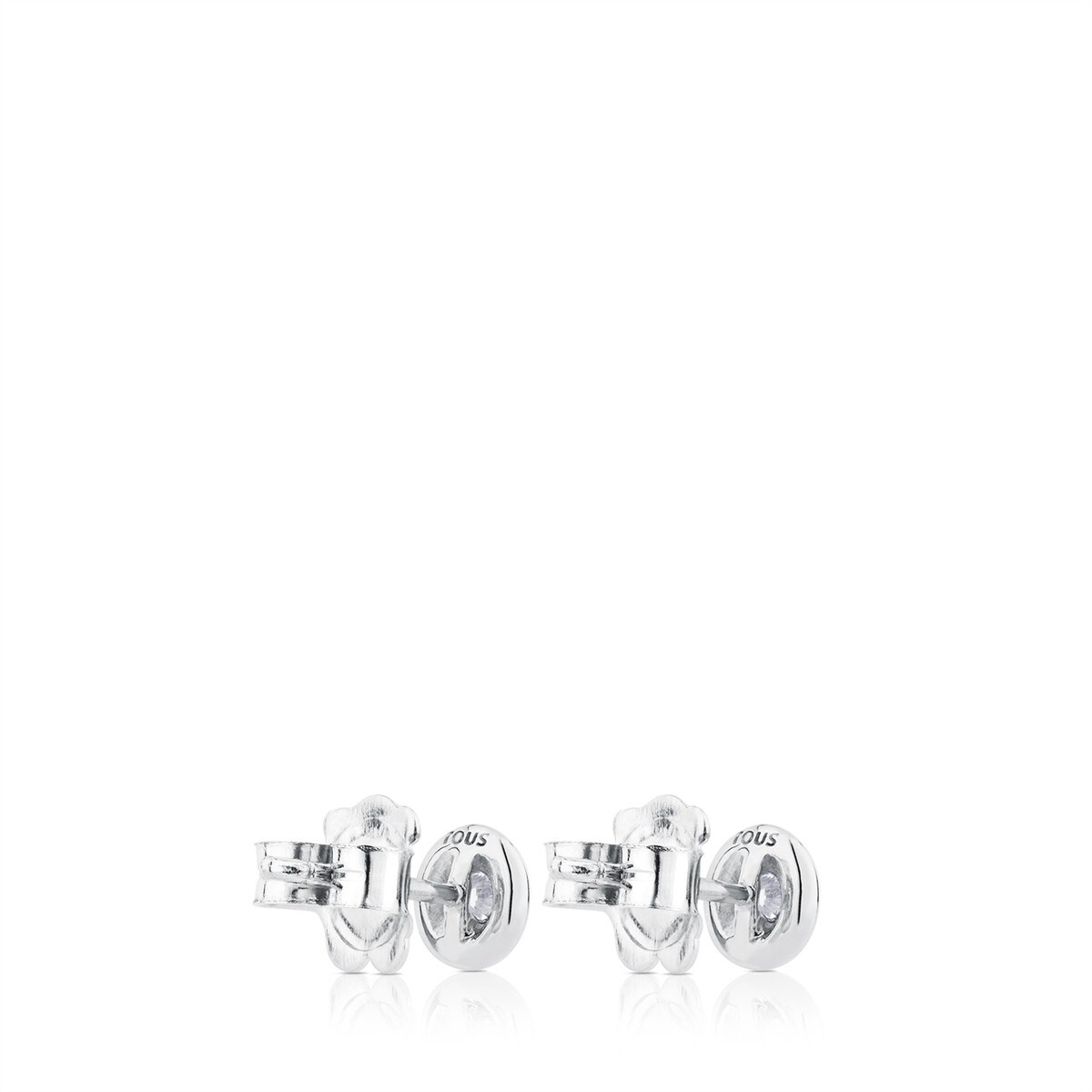 83d051c10b07 Pendientes TOUS Diamonds de Oro blanco con Diamantes - Tous Site ...
