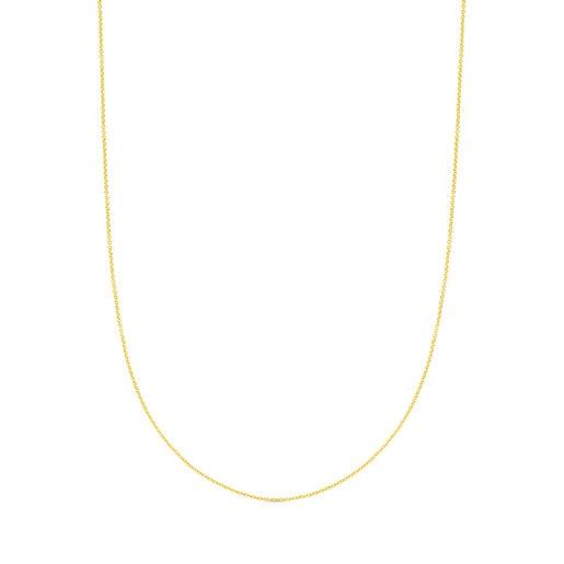 Long Silver Vermeil TOUS Chain Chain