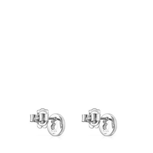Glory Silver Earrings