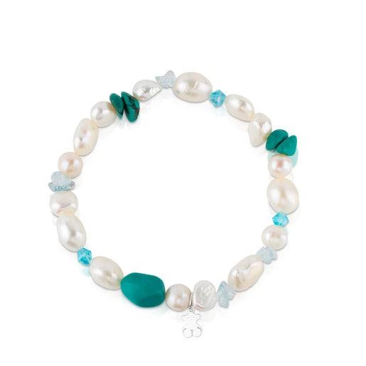 Pulsera TOUS Pearls de Plata