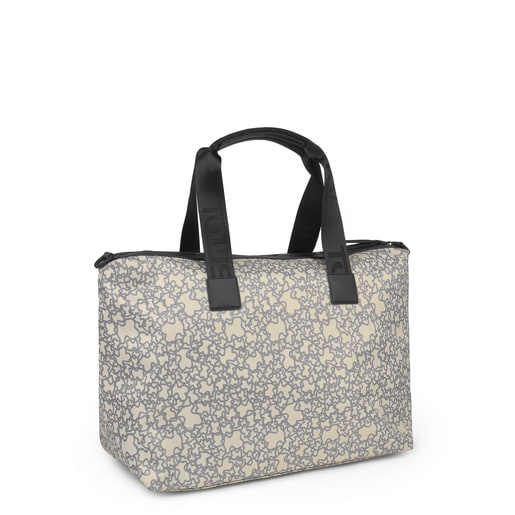 Gym Bag Kaos Mini Sport beige-gris