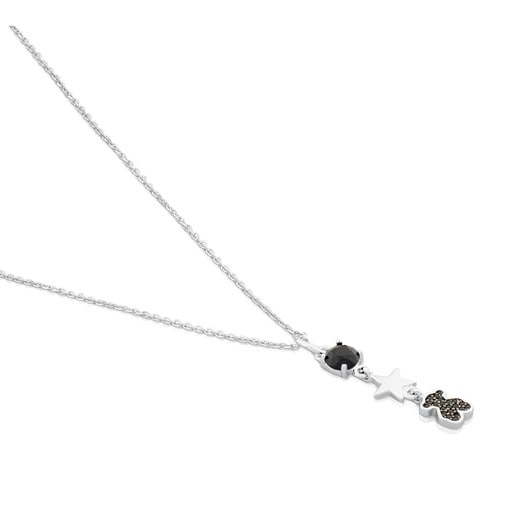 Silver Join Necklace