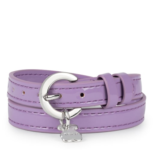 Lilac Dorp double bracelet