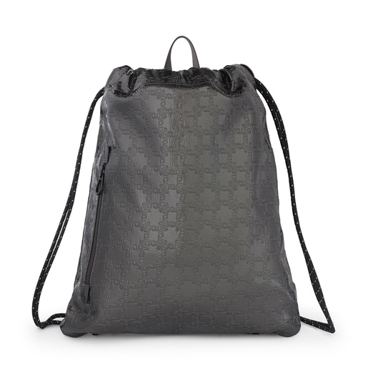 Gray TOUS Urban flat backpack