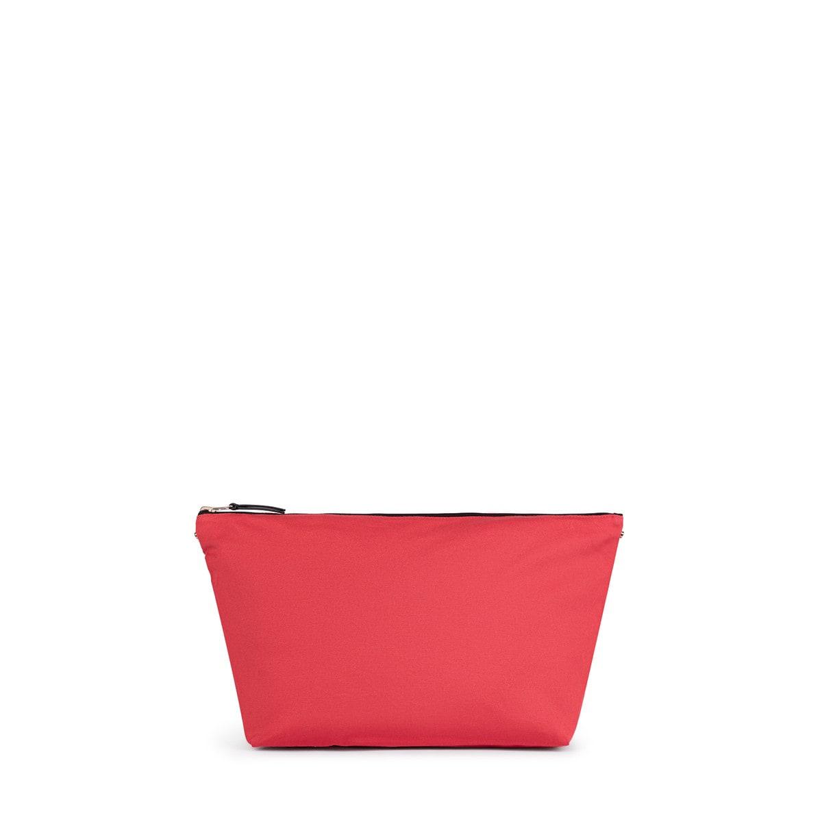 4ba7c09d5c Μικρή τσάντα Kaos Shock σε κόκκινο-μπεζ χρώμα - Tous Site Grecia