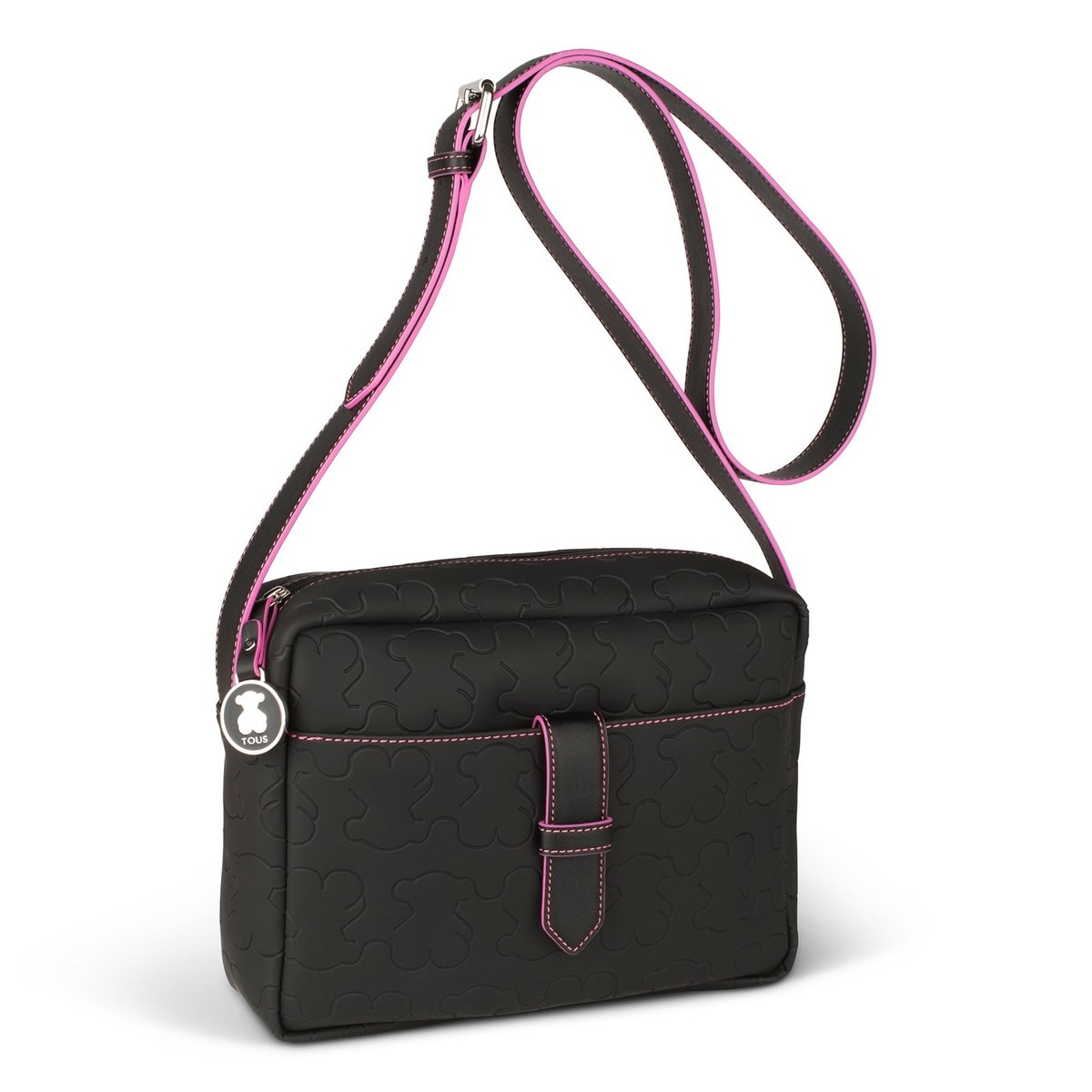 Black Welly Crossbody bag