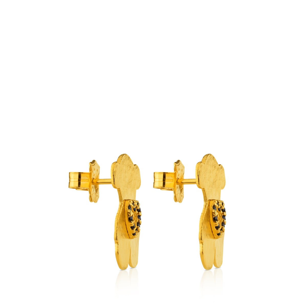 Vermeil Silver Shine Earrings
