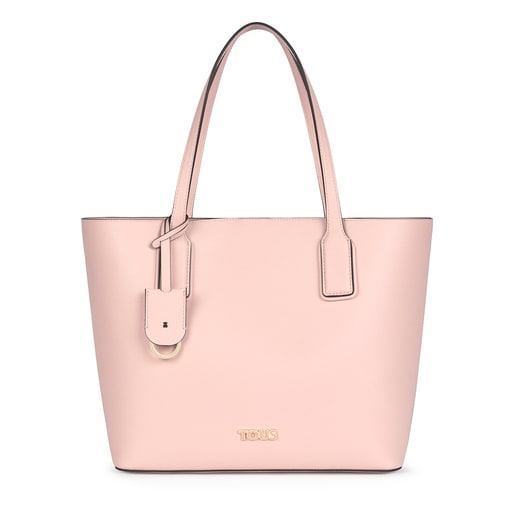 Large pink TOUS Essential Tote bag