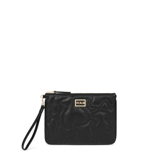 Clutch-Tasche Kaos Dream in Schwarz