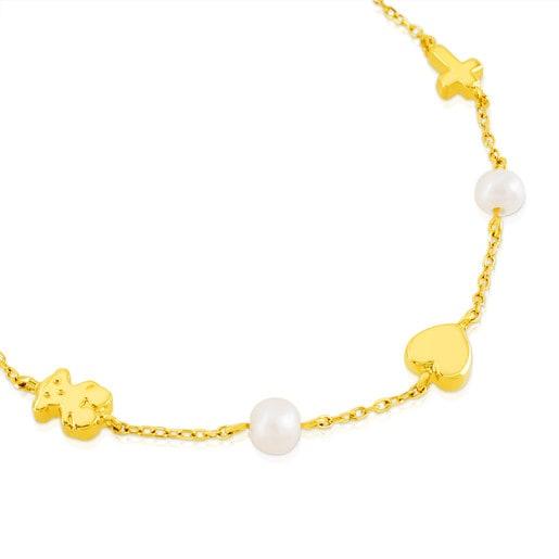 Bracelet Sweet Dolls XXS en Or